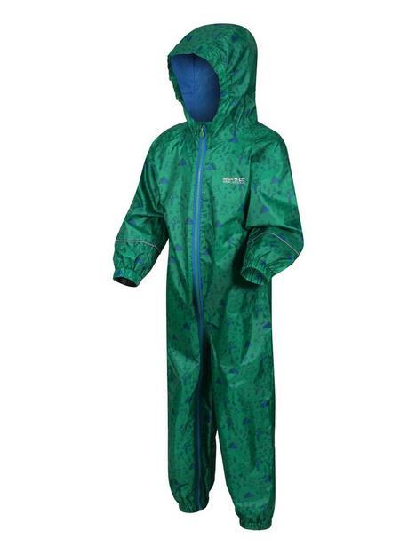 regatta-peppa-pobble-all-in-one-rain-suit-green