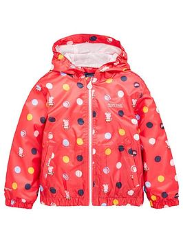 regatta-girls-muddy-puddle-jacket-pink