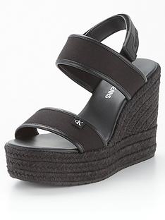 tommy-jeans-jeans-ankle-strap-high-wedges-black
