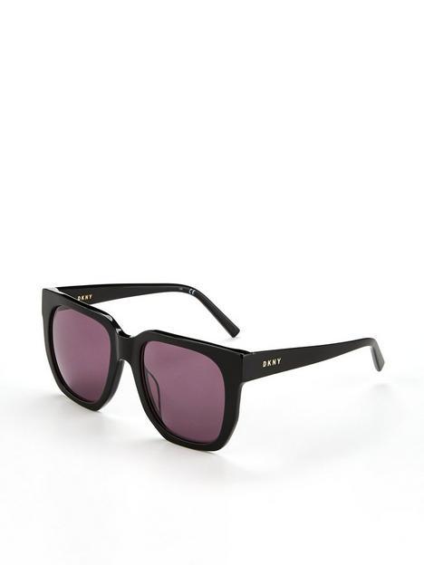 dkny-square-sunglasses-black