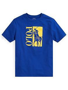ralph-lauren-boys-big-pony-polo-t-shirt-blue
