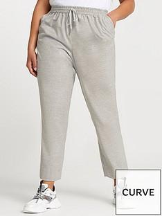 ri-plus-flannel-smart-jogger-grey