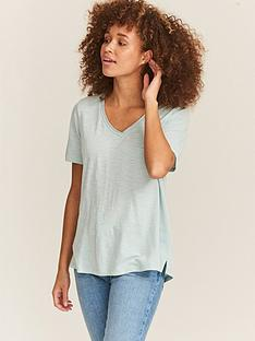 fatface-maggie-v-neck-tee-mint