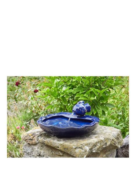 smart-solar-blue-fish-solar-fountain