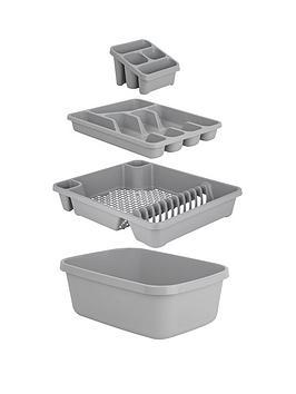 wham-everyday-4-piece-upcycled-kitchen-tidy-set