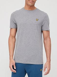 lyle-scott-fitness-martin-t-shirt-grey