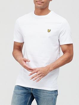 lyle-scott-fitness-lyle-amp-scott-martin-t-shirt-white