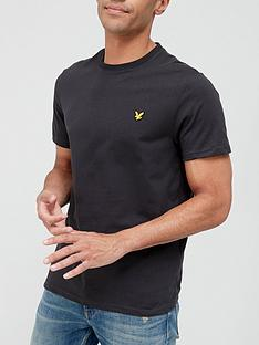 lyle-scott-fitness-martin-t-shirt-black