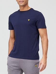 lyle-scott-fitness-martin-t-shirt-navy