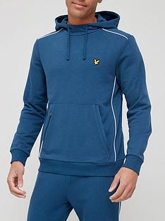 lyle-scott-fitness-hoodie-with-contrast-piping--nbsp