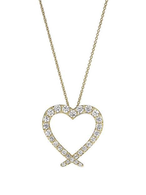 created-brilliance-liza-created-brilliance-9ct-yellow-gold-050ct-lab-grown-diamond-signature-heart-necklace