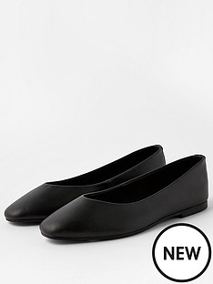 accessorize-supersoft-leather-shoes-black