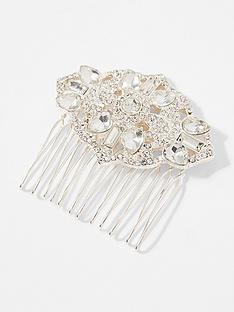 accessorize-deco-crystal-comb-crystal