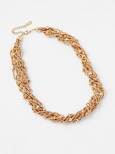 accessorize-beaded-twist-round-collar