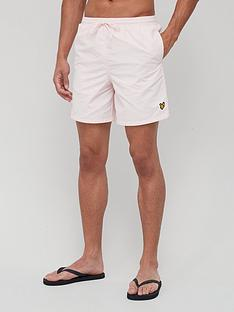 lyle-scott-plain-swimshort-pink