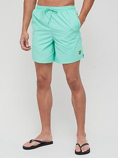 lyle-scott-plain-swimshort-mint