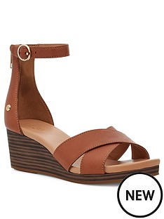 ugg-eugenia-wedge-sandal-tan