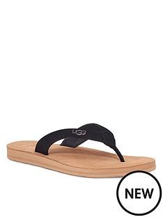 ugg-tawney-logo-flip-flop--nbspblack