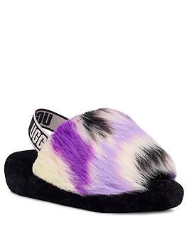 ugg-fluff-yeah-slide-tie-dye-slipper-multi
