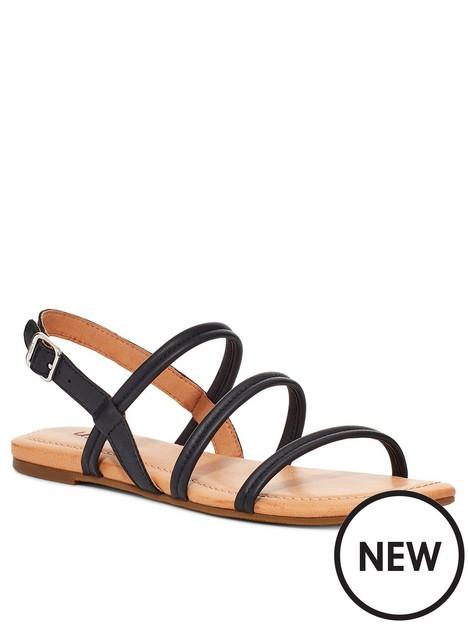 ugg-mytis-flat-sandal--nbspblack