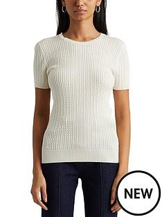 lauren-by-ralph-lauren-cablenbspknit-crewneck-sweaternbsp--cream