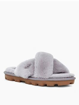 ugg-fuzzette-slipper-grey