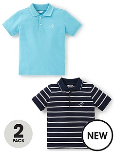 mini-v-by-very-boys-2-pack-essential-polos-multi
