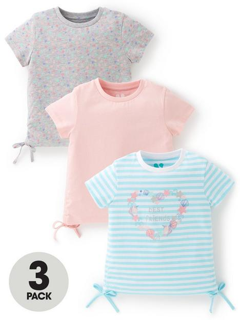 mini-v-by-very-girlsnbsp3-pack-best-friend-hearts-and-plain-short-sleevenbspt-shirts-multi