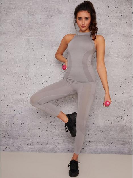 chi-chi-london-tania-gym-leggings-grey
