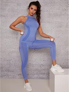 chi-chi-london-fille-gym-leggings-blue