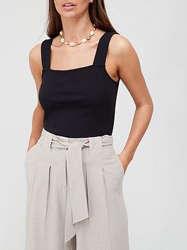 v-by-very-structured-strap-vest-blacknbsp