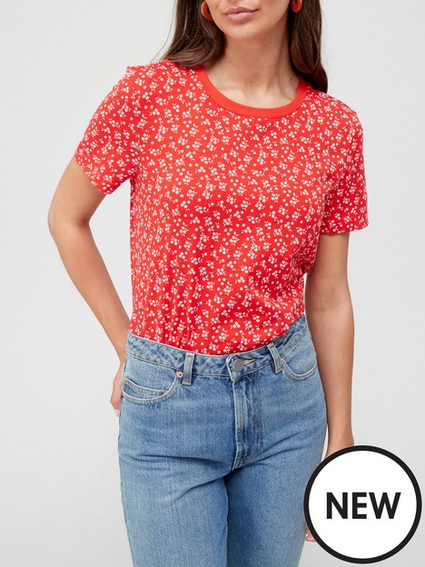 v-by-very-all-over-print-tee-floral-print