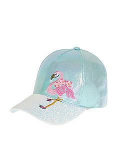 monsoon-girls-flamingo-sequin-cap-mint