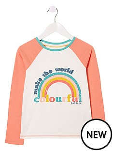 fatface-girls-long-sleeve-be-colourful-graphic-tshirt-ecru