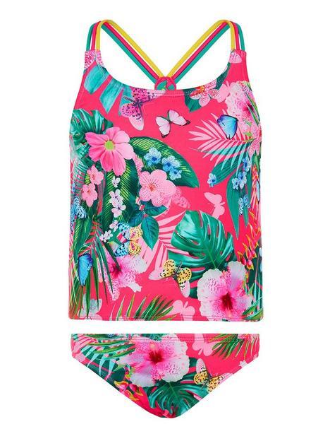 monsoon-girls-sew-palm-print-tankini-pink