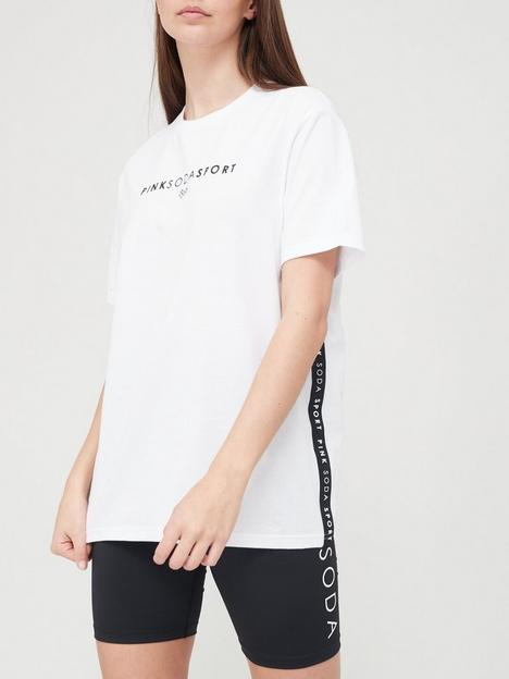 pink-soda-cora-tape-boyfriendnbspt-shirt-white