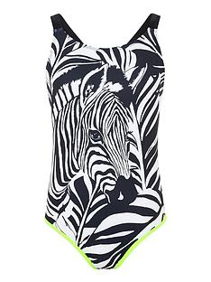 monsoon-girls-storm-zebra-swimsuit-black