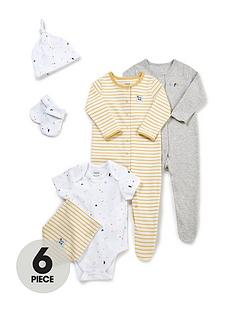 mamas-papas-unisex-baby-6-piece-contemporary-set-mustard