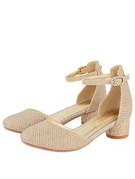 monsoon-girls-shimmer-two-part-heel-shoe-gold