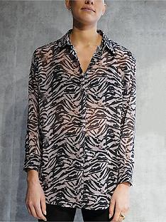 religion-collective-printed-shirt-multi