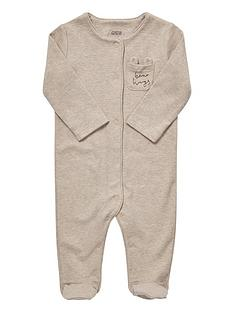 mamas-papas-unisex-baby-bear-pocket-all-in-one-sand