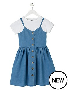 v-by-very-girls-tencel-2-in-1-dress-and-t-shirt-blue