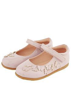 monsoon-baby-girls-patent-butterfly-walker-pale-pink