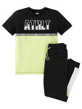 v-by-very-boys-athlt-cut-amp-sew-t-shirt-ampnbspjogger-set-multi
