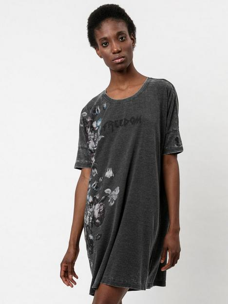 religion-freedom-printed-jersey-dress-charcoal