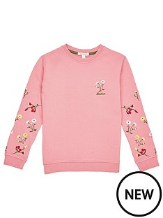 barbour-girls-rowen-embroidered-sweat-top-vintage-rose