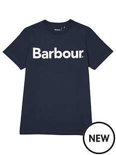 barbour-boys-logo-t-shirt-navy