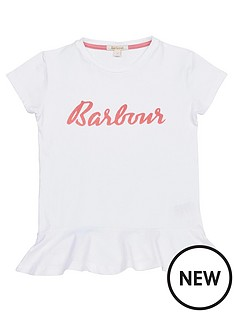 barbour-girls-rebecca-frill-hem-t-shirt-white