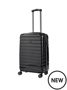 rock-luggage-chicago-medium-8-wheel-suitcase-black