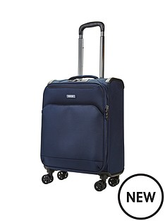 rock-luggage-georgia-carry-on-8-wheel-suitcase-navy